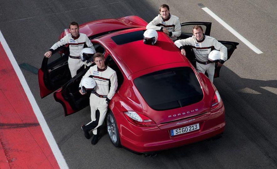2013 Porsche Panamera GTS - Slide 25