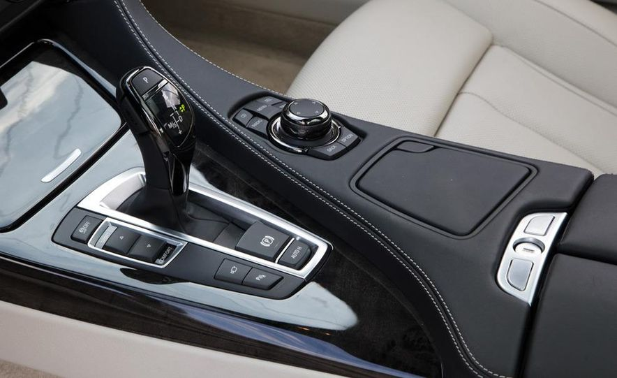 2012 BMW 650i coupe - Slide 16