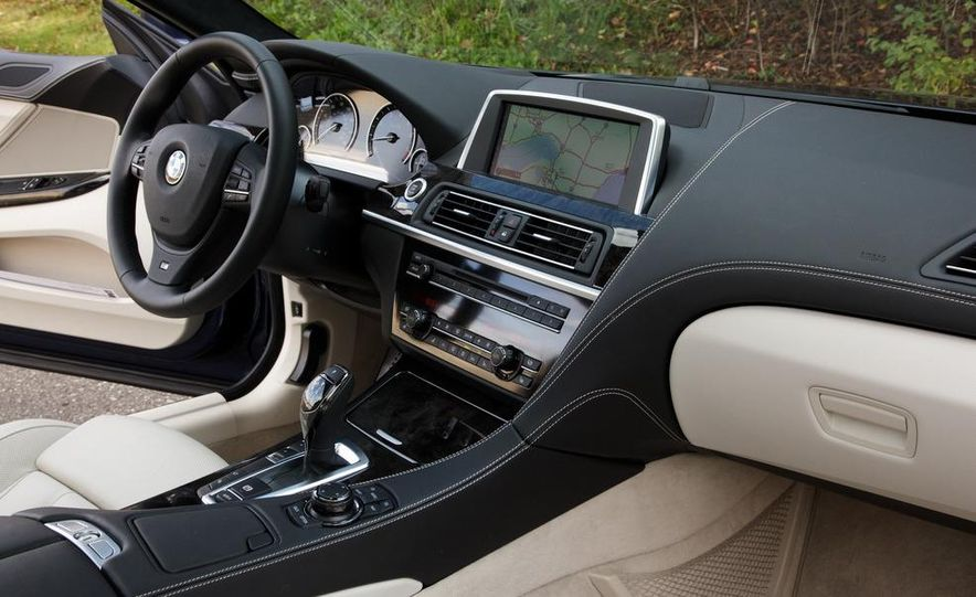 2012 BMW 650i coupe - Slide 10
