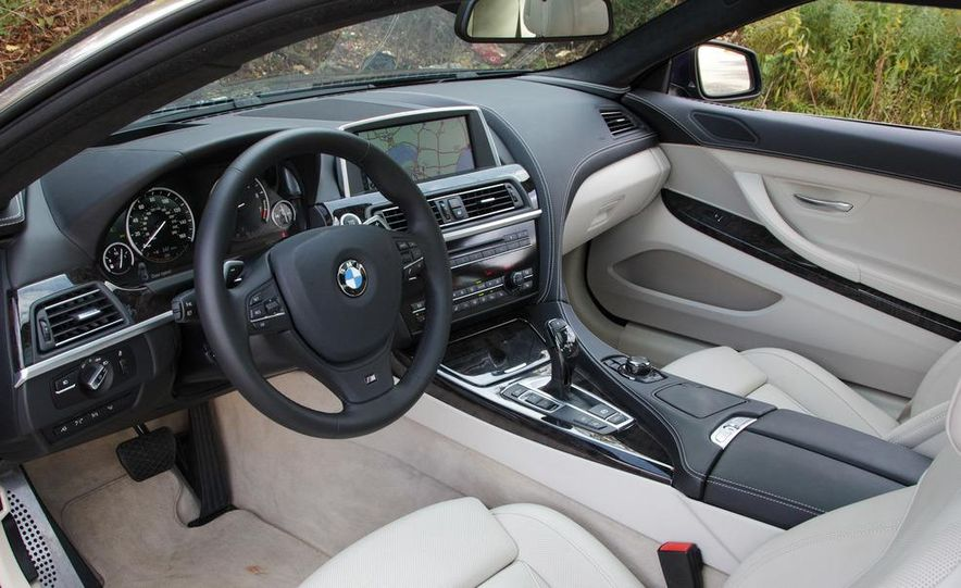 2012 BMW 650i coupe - Slide 13