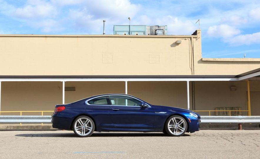 2012 BMW 650i coupe - Slide 2