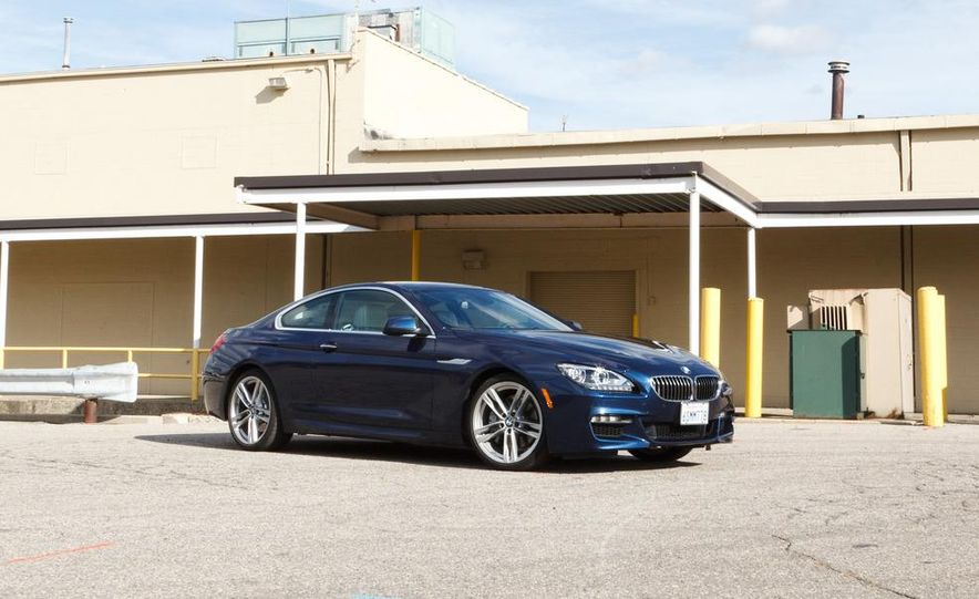 2012 BMW 650i coupe - Slide 1