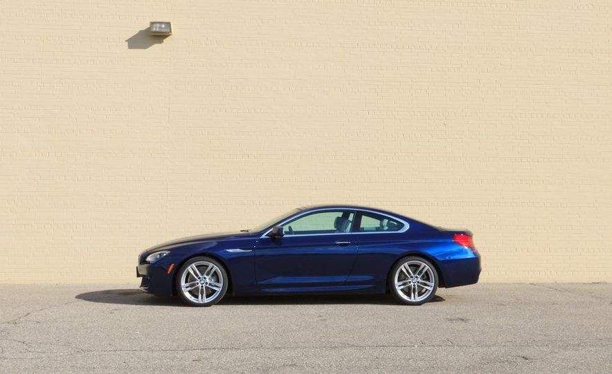 2012 BMW 650i coupe - Slide 4