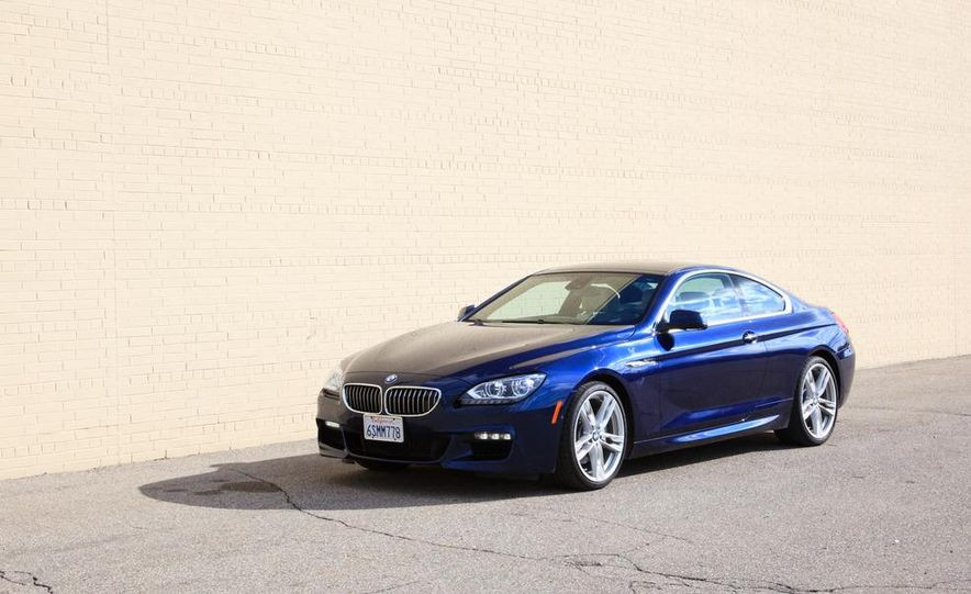 2012 BMW 650i coupe - Slide 5