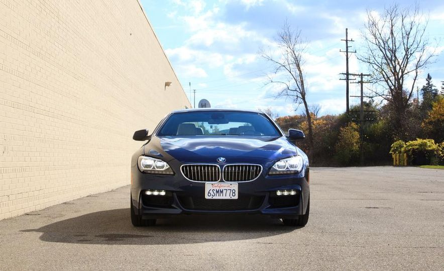 2012 BMW 650i coupe - Slide 6
