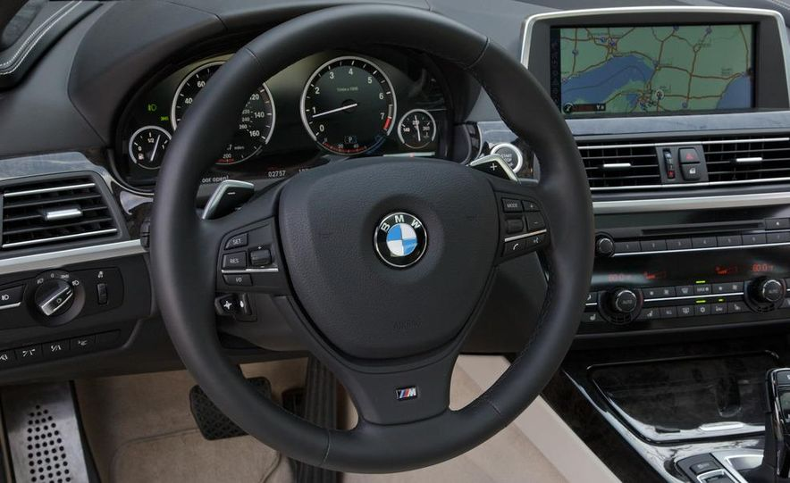 2012 BMW 650i coupe - Slide 12