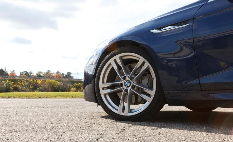 2012 BMW 650i coupe - Slide 8