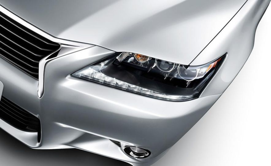 2013 Lexus GS350 - Slide 70