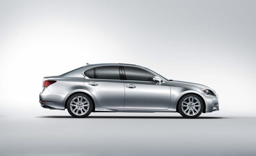 2013 Lexus GS350 - Slide 64