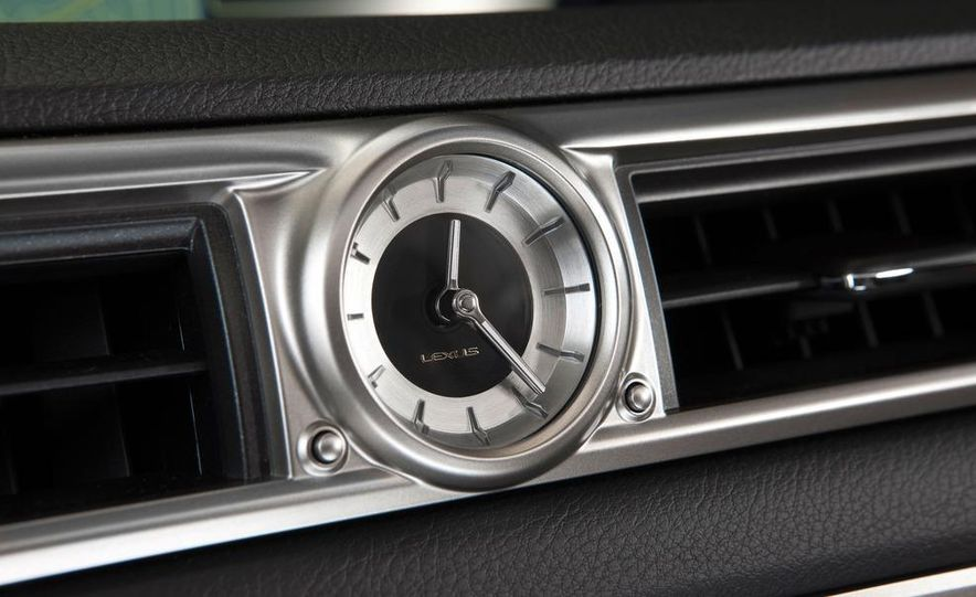 2013 Lexus GS350 - Slide 54