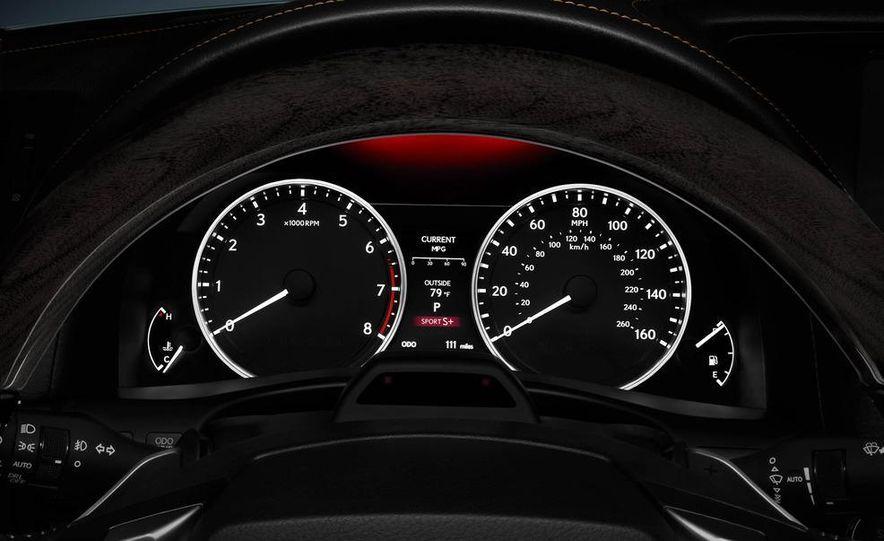 2013 Lexus GS350 - Slide 50