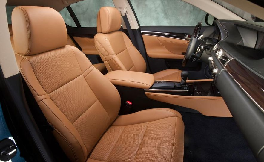 2013 Lexus GS350 - Slide 48