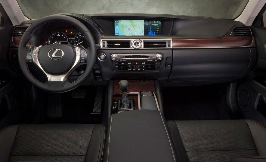 2013 Lexus GS350 - Slide 43
