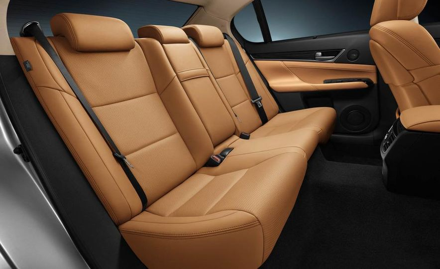 2013 Lexus GS350 - Slide 47