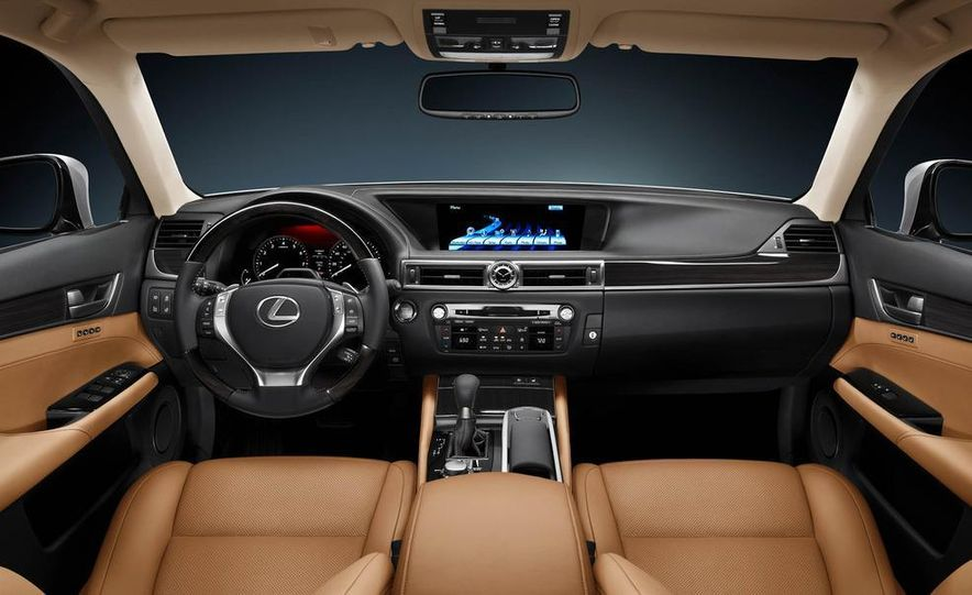 2013 Lexus GS350 - Slide 44