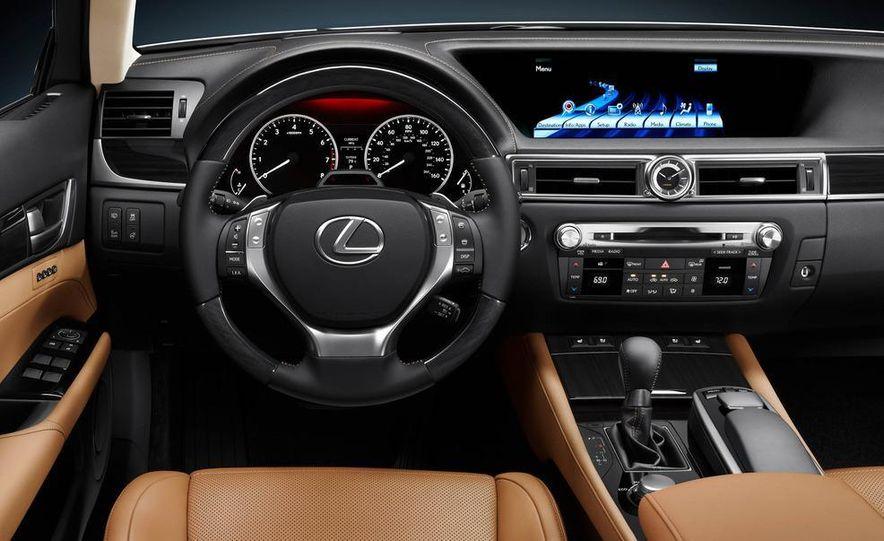 2013 Lexus GS350 - Slide 45