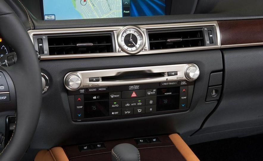 2013 Lexus GS350 - Slide 51