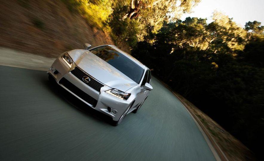 2013 Lexus GS350 - Slide 21