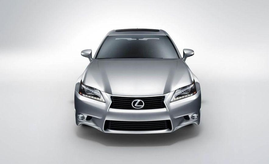 2013 Lexus GS350 - Slide 24