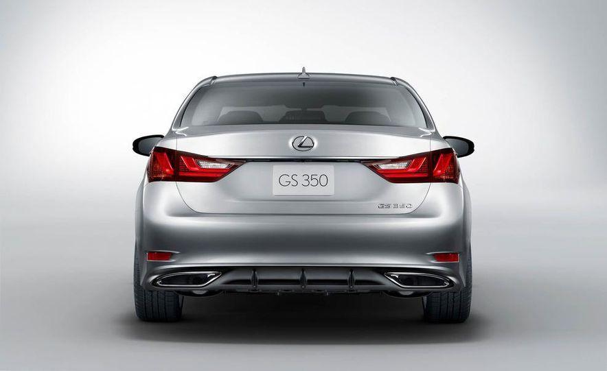 2013 Lexus GS350 - Slide 25