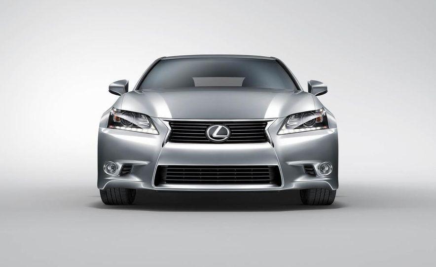 2013 Lexus GS350 - Slide 27