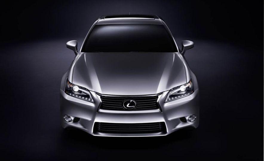 2013 Lexus GS350 - Slide 30