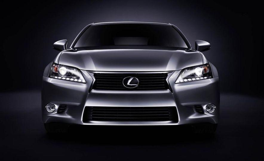 2013 Lexus GS350 - Slide 31