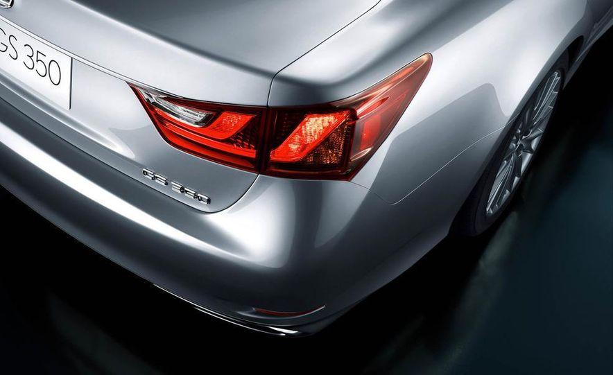 2013 Lexus GS350 - Slide 36