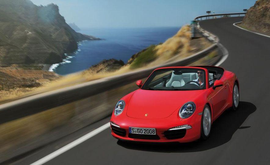 2012 Porsche 911 Carrera S Cabriolet - Slide 13