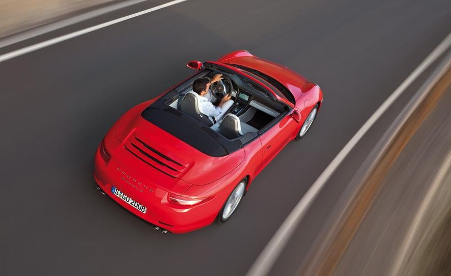 2012 Porsche 911 Carrera S Cabriolet - Slide 16