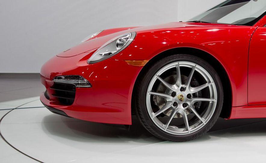 2012 Porsche 911 Carrera S Cabriolet - Slide 6