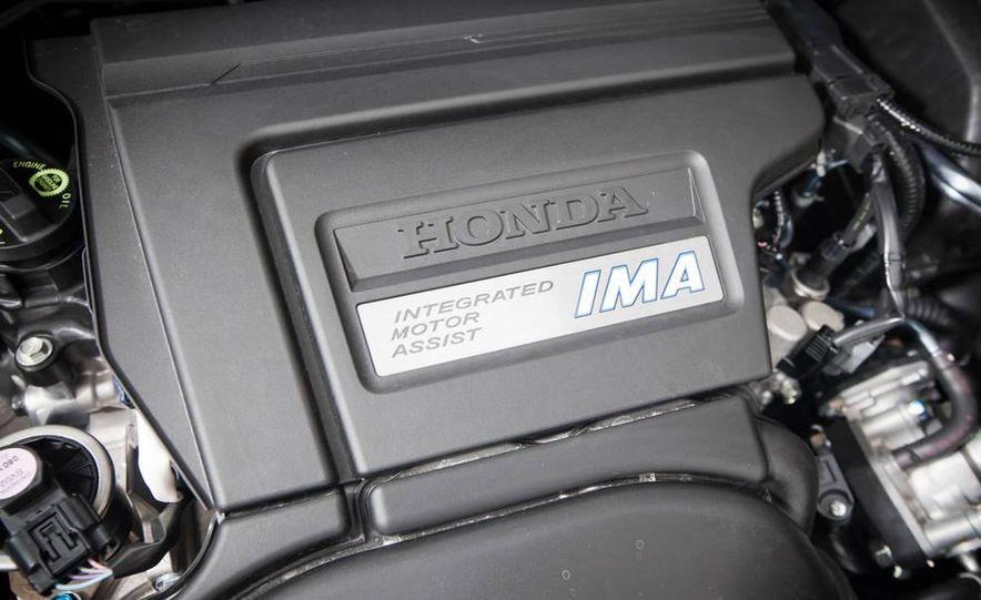 2012 Honda Civic hybrid - Slide 23