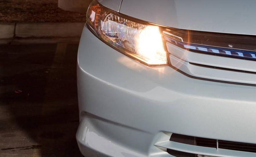 2012 Honda Civic hybrid - Slide 4