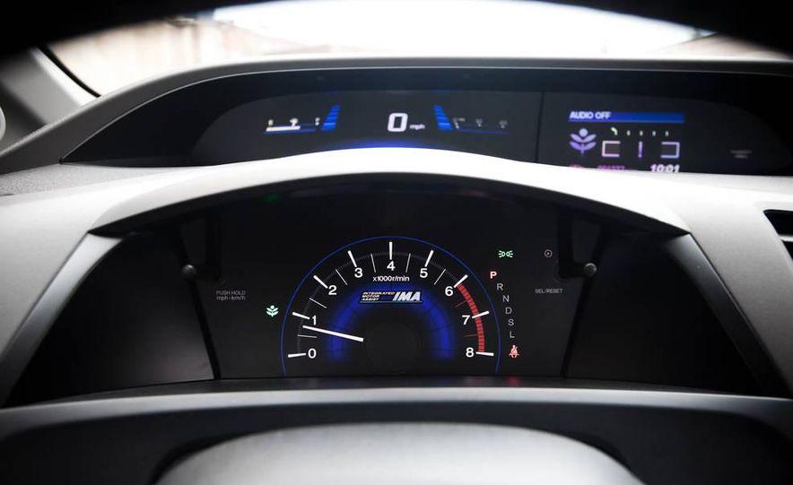 2012 Honda Civic hybrid - Slide 19