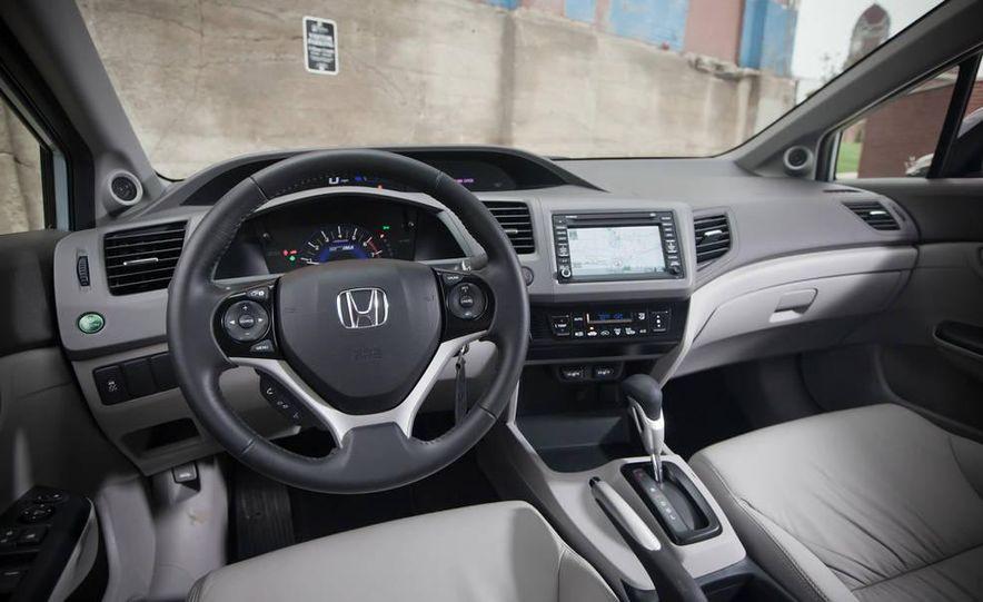 2012 Honda Civic hybrid - Slide 13