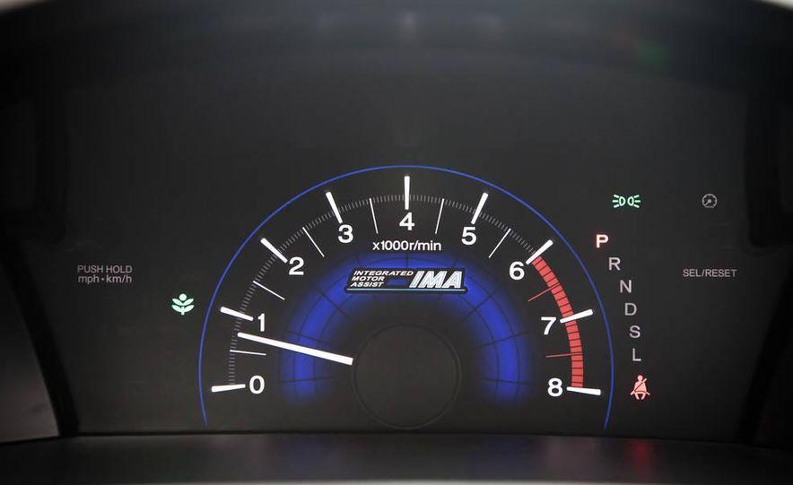 2012 Honda Civic hybrid - Slide 20