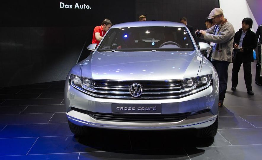 Volkswagen Cross Coupé concept - Slide 6