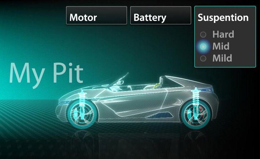 Honda EV-STER small sports car concept - Slide 7