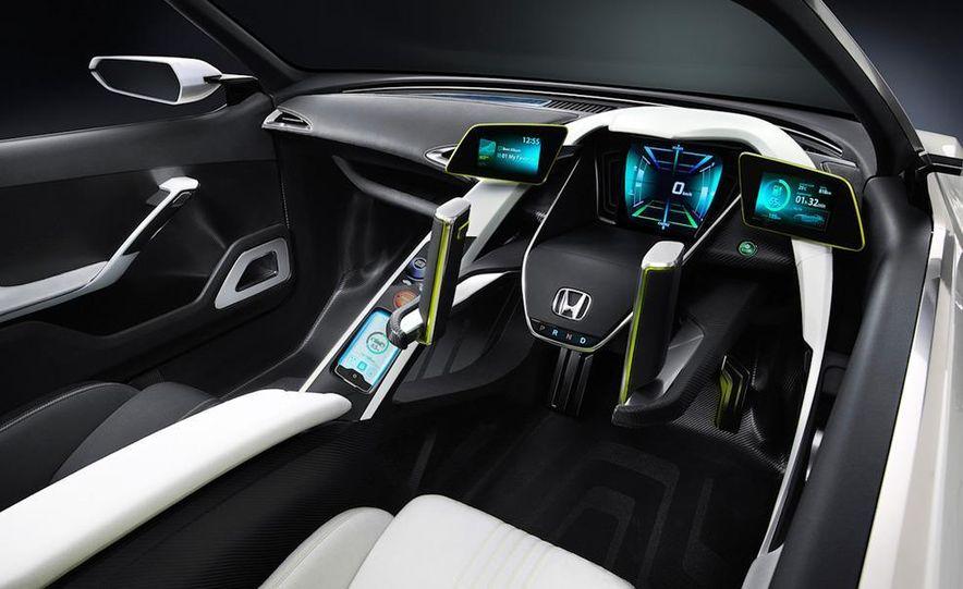 Honda EV-STER small sports car concept - Slide 5
