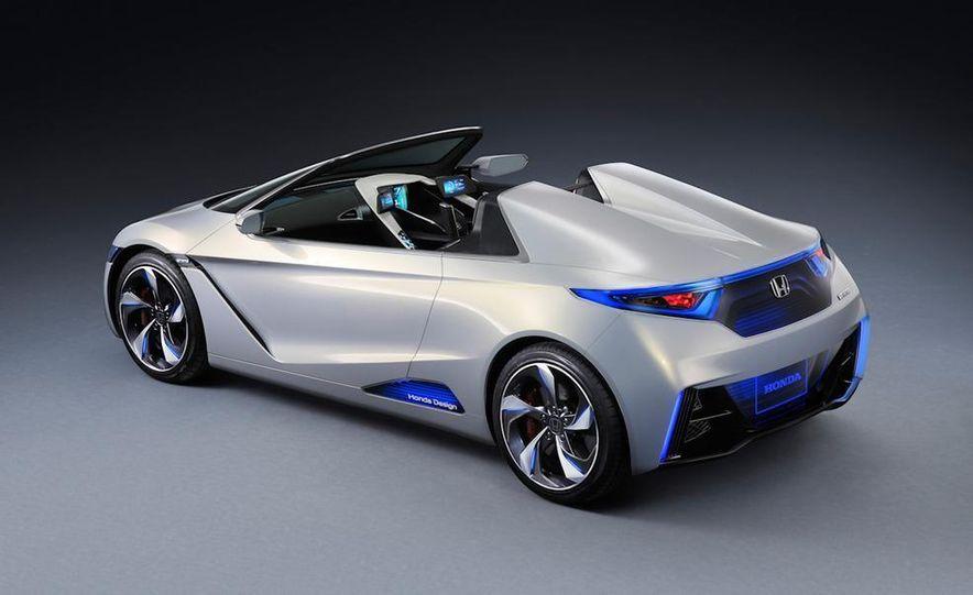 Honda EV-STER small sports car concept - Slide 3