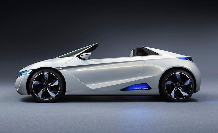 Honda EV-STER small sports car concept - Slide 2