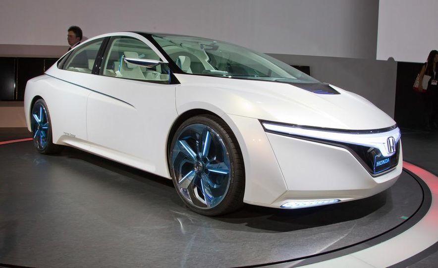 Honda AC-X concept - Slide 1