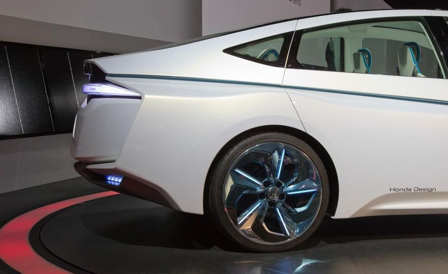 Honda AC-X concept - Slide 8