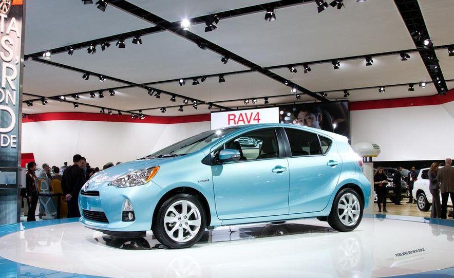 2012 Toyota Prius C - Slide 2