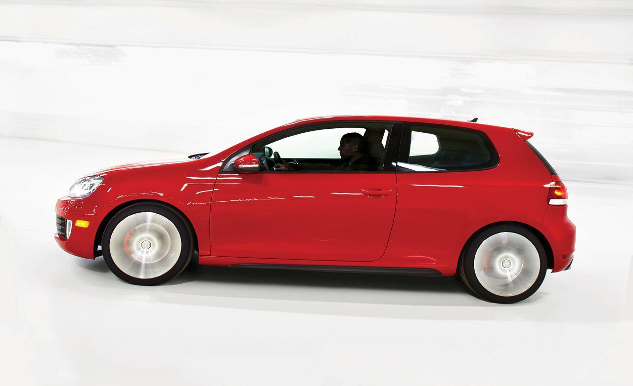 2012 Volkswagen Golf / GTI