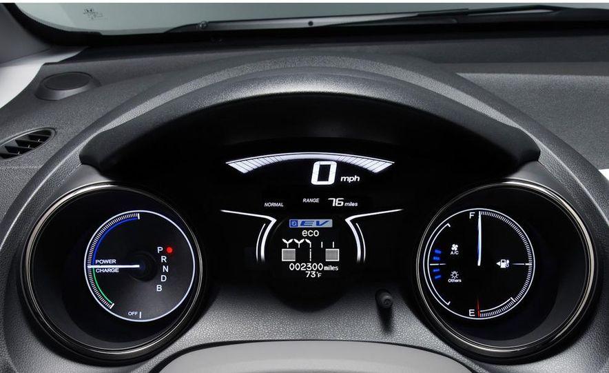 2013 Honda Fit EV - Slide 7