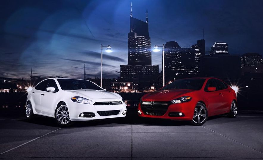 2013 Dodge Dart - Slide 61