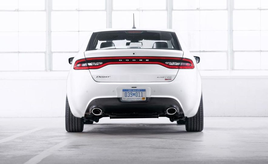 2013 Dodge Dart - Slide 58