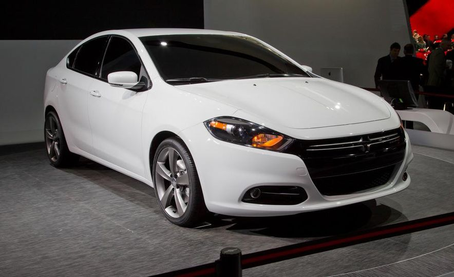 2013 Dodge Dart - Slide 4