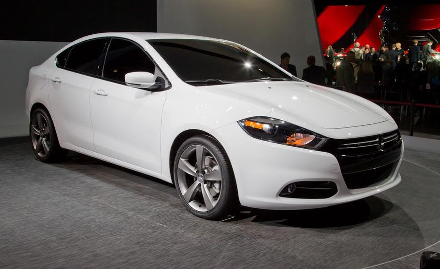 2013 Dodge Dart - Slide 5